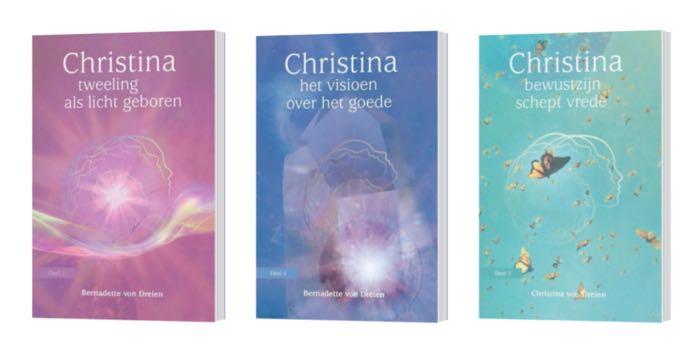 Christina boeken Lichtgidsen