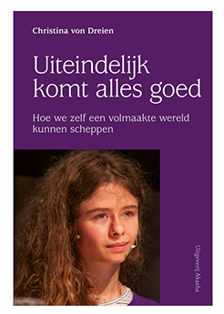 Uiteindelijk komt alles goed Christina von Dreien boek voorkant Lichtgidsen